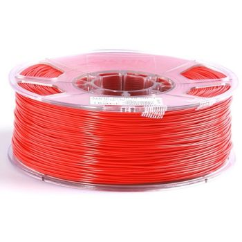 eSun ABS+ Filament red 1.75mm 1kg
