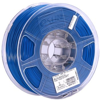 eSun ABS+ Filament blue 1.75mm 1kg