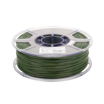eSun PLA+ Filament olive green 1.75mm 1kg