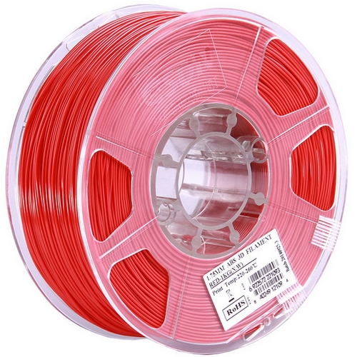 esun 3d drucker filament abs 1 75mm 1kg rot premium filament kaufen 3dz. Black Bedroom Furniture Sets. Home Design Ideas