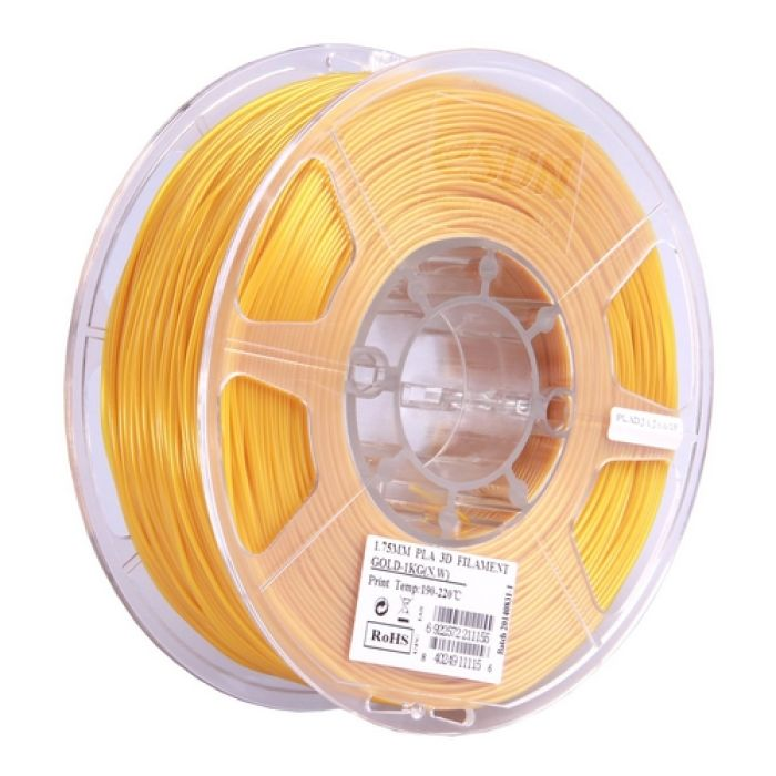 eSun PLA+ 1,75mm 1kg GOLD 3D Drucker Filament