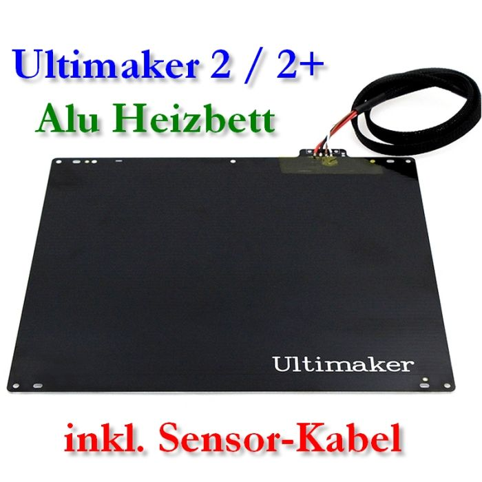 Ultimaker 2 / 2+ UM2 UM2+ heatbed aluminum heated bed